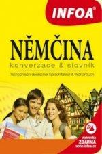 Němčina konverzace a slovník