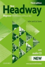 New Headway Third Edition Beginner Workbook + Audio CD Pack
