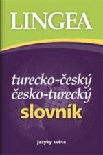 Turecko-český česko-turecký slovník