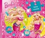 Barbie Kniha s puzzle