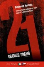 21 gramos/gramů