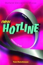 New hotline Starter Techer's book