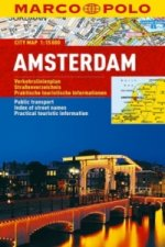 Amsterdam - lamino MD 1:15 000