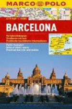 Barcelona - lamino MD 1:15 000
