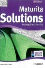 Maturita Solutions Intermediate Student's Book Czech Edition