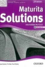 Maturita Solutions Intermediate  Workbook with Audio CD PACK Czech Edition