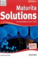 Maturita Solutions Pre-Intermediate Student´s Book Czech Edition