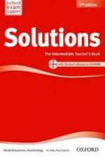 Maturita Solutions Pre-Intermediate 2nd Ed. Teacher's book