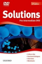 Maturita Solutions Pre-Intermediate  DVD 2nd Edition