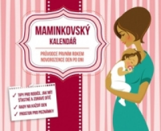 Maminkovský kalendář - stolní kalendář