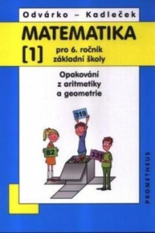 Matematika 1 pro 6. ročník základní školy