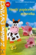 Veselé papierové zvieratká