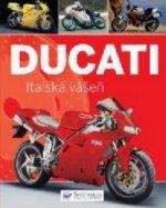 Kniha Ducati