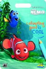 Hledá se Nemo Colouring pad is cool