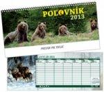 Poľovník 2013 - stolový kalendár