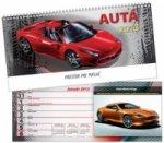 Autá 2013 - stolový kalendár