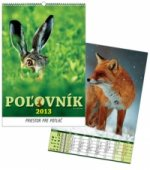 Poľovník 2013 - nástenný kalendár