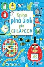 Kniha plná úloh pre chlapcov