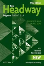 New Headway Third edition Beginner Teacher's Book + Resource CD-rom Pack
