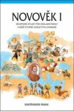 Novověk I. Dějepisné atlasy pro základní školy a nižší stupně víceleltých gymnáz