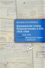 Diplomatické vztahy Československa a USA