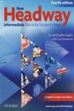 New Headway Intermediate Maturita Student's Book Fourth Edition + iTutor DVD-rom