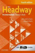 New Headway Pre-Int. Teacher's Book Fourth Edition with Teacher's Resource Disc