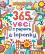 365 vec� z papiera a lepenky