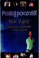 Nick Vujicic Postoj povznáší