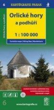 Orlické hory a podhůří 1:100 000
