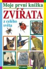 Moje první knížka Zvířata z celého světa