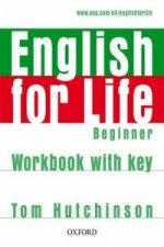 English for Life Beginner Workbook with Key
