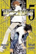 Death Note Zápisník smrti 5