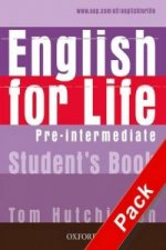English for Life: Pre-intermediate: Student's Book with MultiROM Pack