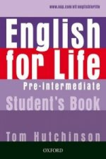 English for Life Pre-intermediate: Student's Book