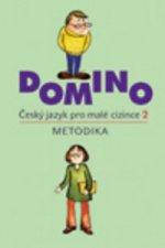 Domino Český jazyk pro malé cizince 2 - metodika + CD