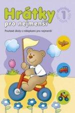 Hrátky pro nejmenší Kvízy pro dvouleté děti 1