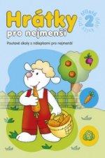 Hrátky pro nejmenší Kvízy pro tříleté děti 2