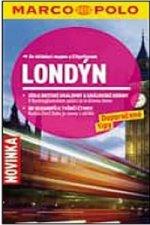 Londýn cestovní průvodce s mapou