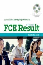 FCE Result Revised Teacher's Book including assessment booklet with DVD pack