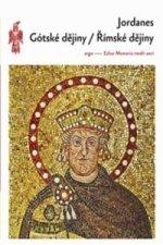 Gótské dějiny Římské dějiny