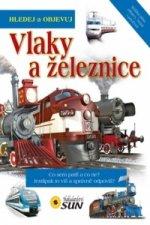 Hledej a objevuj Vlaky a železnice