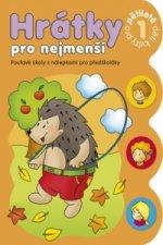 Hrátky pro nejmenší Kvízy pro pětileté děti 1