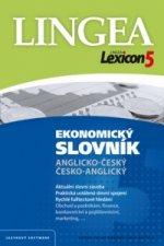 Lexicon5 Ekonomický slovník Anglicko-český, Česko-anglický