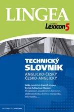 Lexicon5 Technický Anglicko-český, Česko-anglický
