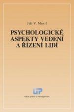 Psychologické aspekty vedení a řízení lidí