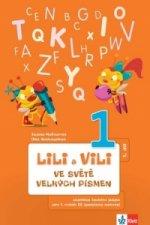 Lili a Vili 1 ve světě velkých písmen