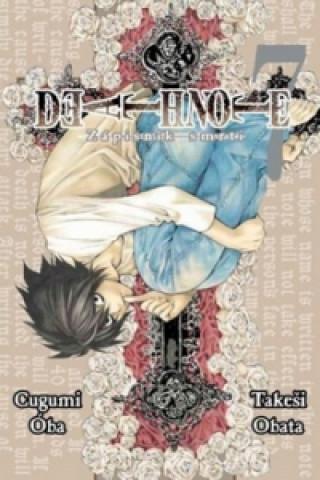 Death Note Zápisník smrti 7
