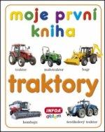 Moje první kniha Traktory