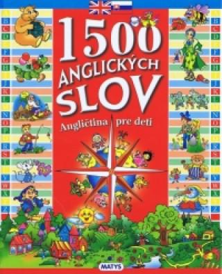 1500 anglických slov